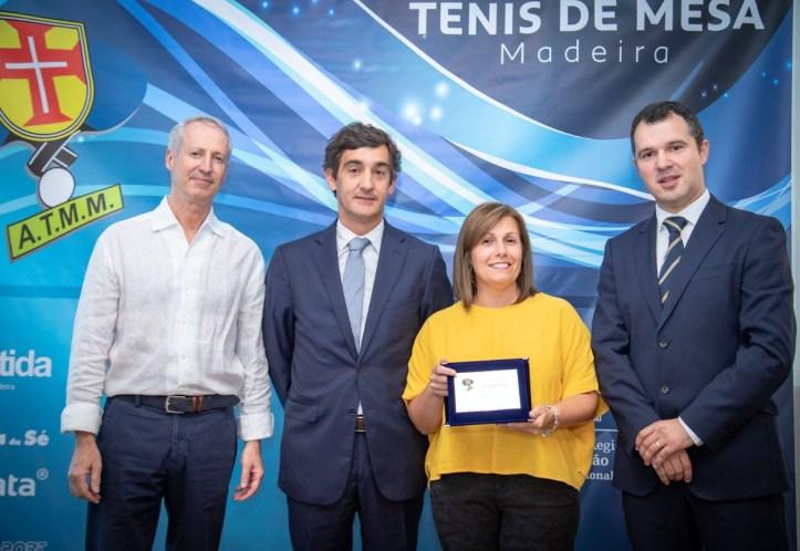 Ténis de Mesa, Elsa Henriques, atleta internacional