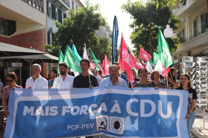 CDU campanha 20 de setembro