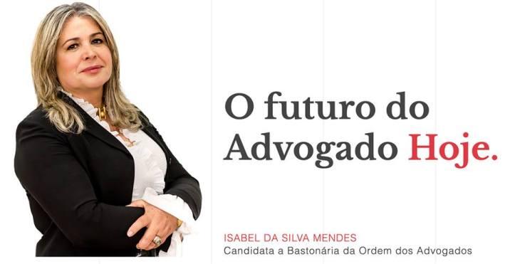 Bastonária Isabel da Silva Mendes