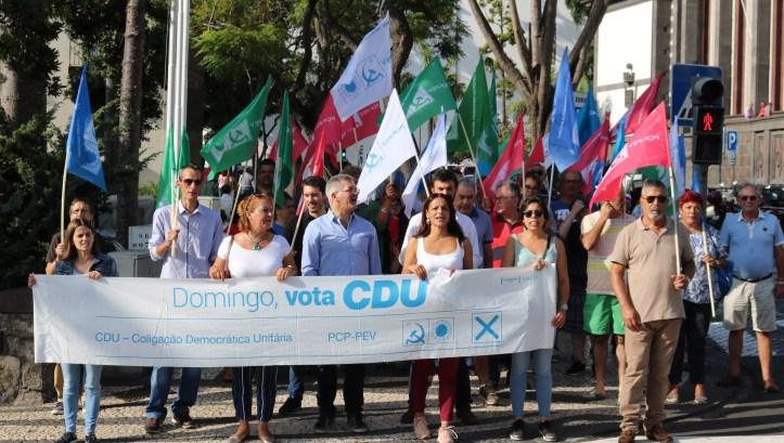 CDU campanha 4 de outubro