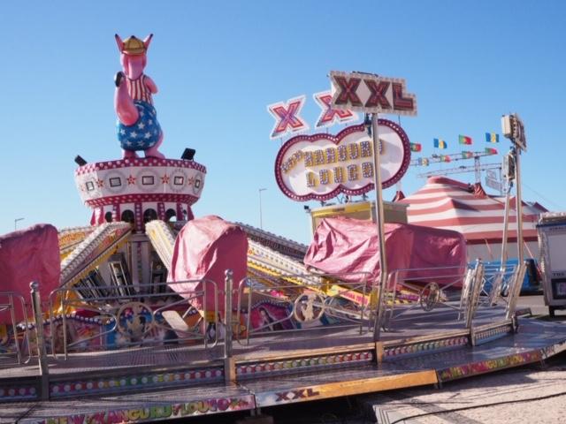 parque de diversões 2019