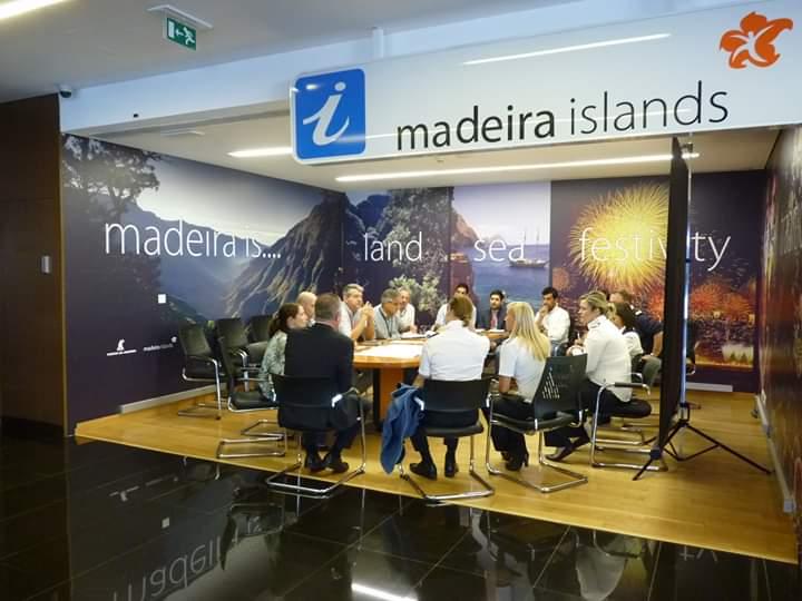 porto do Funchal reunião turnaround