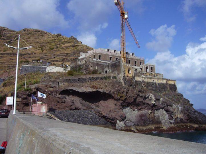Forte São João batista