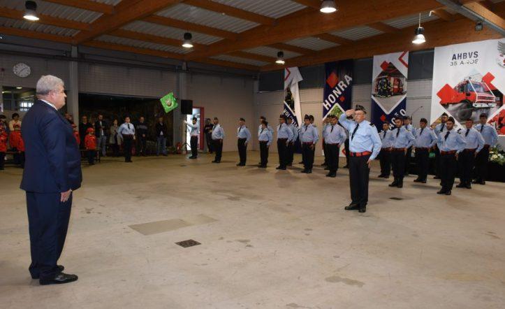 Pedro Ramos bombeiros de santana D