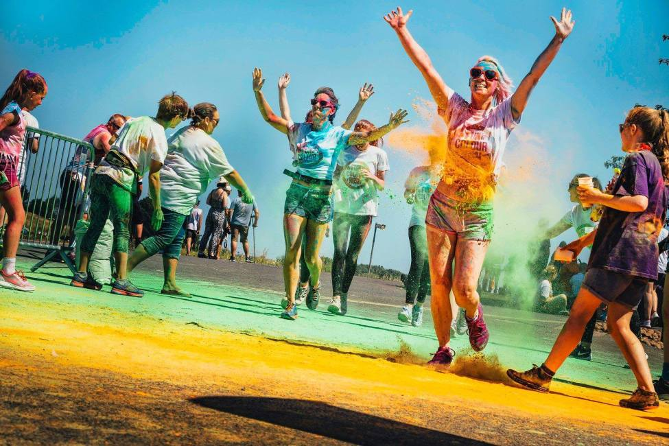Fun Colour Rush Tickets Are Now Live 2021!