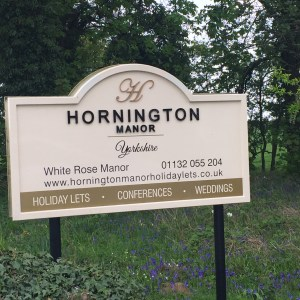 Hornington Manor Yorkshire Wedding Venue