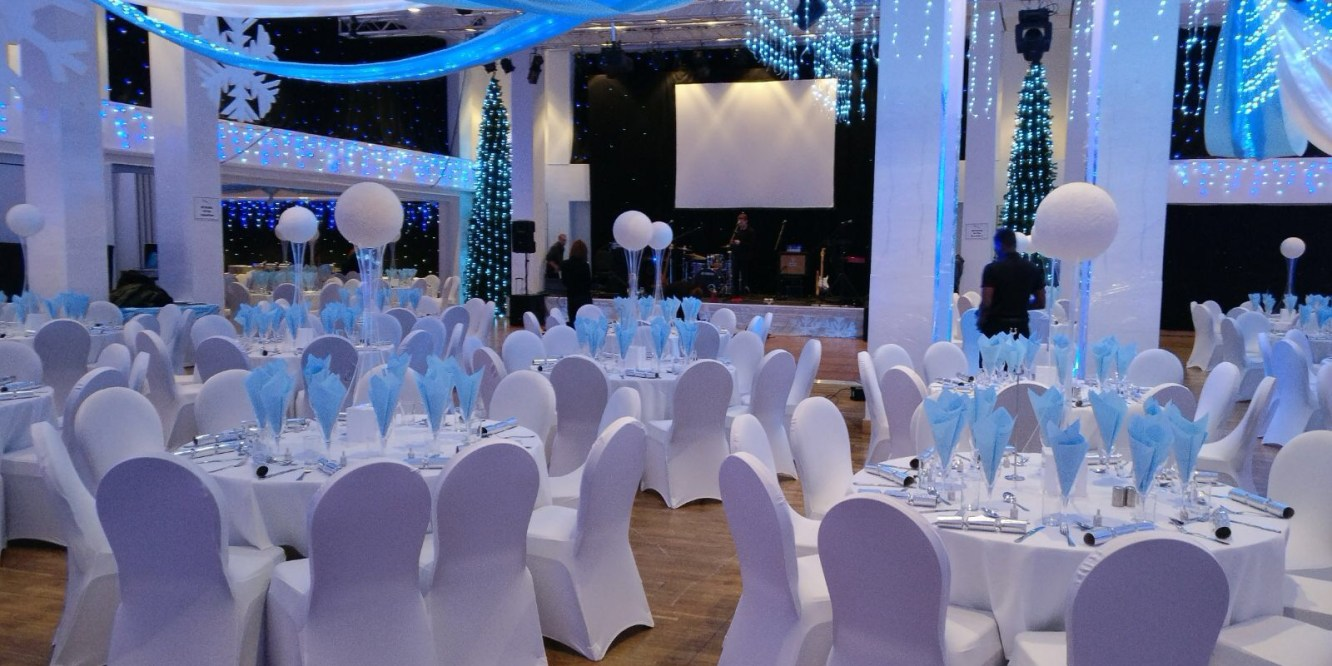 Christmas Ball Snowflakes Party Live Music Leeds Royal Armouries Xmas Event