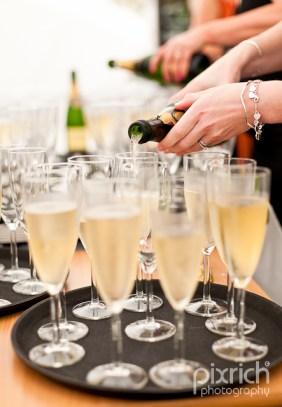 Bramham Ball 2013 Champagne
