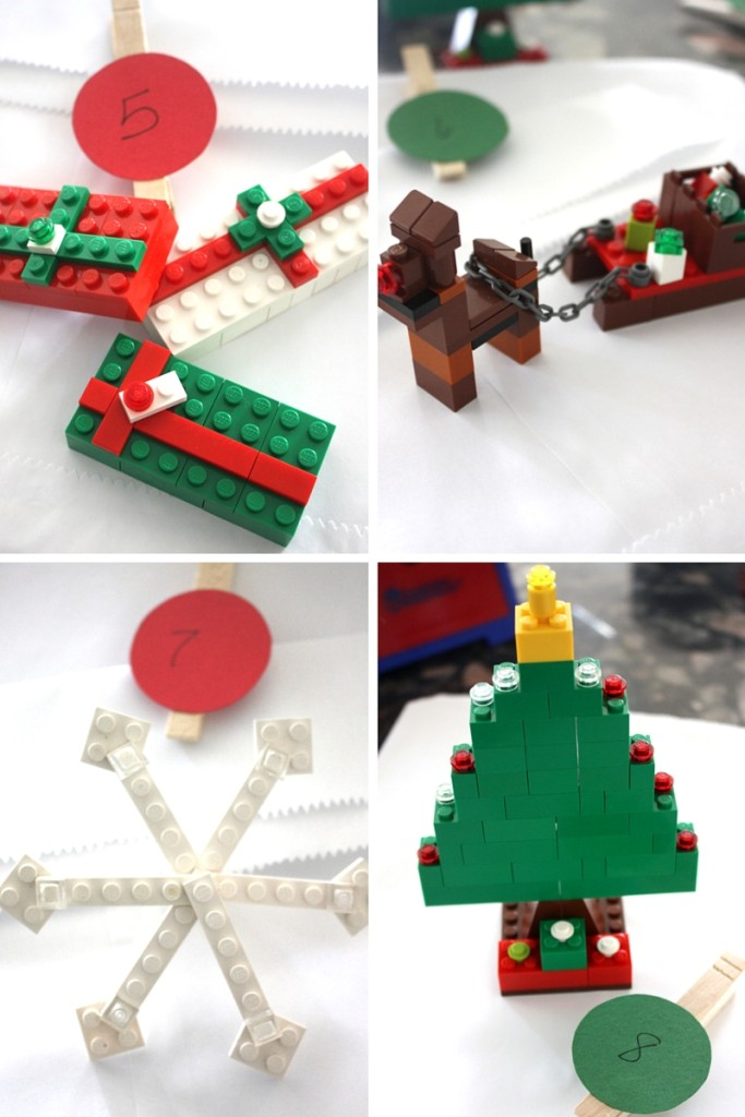 LEGO Ornaments Amp Christmas Makes Fun Crafts Kids