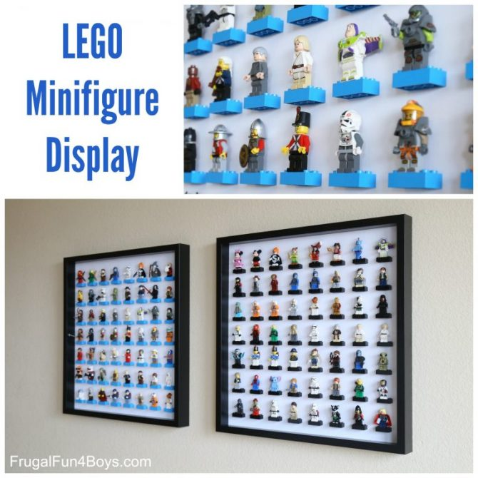 IKEA Hack DIY LEGO Storage Amp Display Fun Crafts Kids