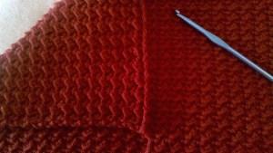 Moss Stitch