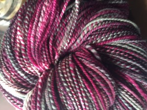 Handspun Fiber from theFiberCalling with Liz Myers