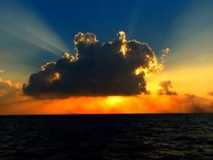 Focus on what is over the horizon (Source: Ibrahim Iujaz)