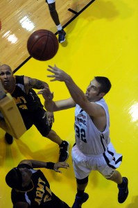 Close shots to the basket will always afford a higher shooting percentage (Photo Source: U.S. Army)