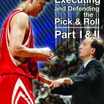 Jeff Van Gundy Executing and Defending the Pick and Roll, Part I and II DVD Cover