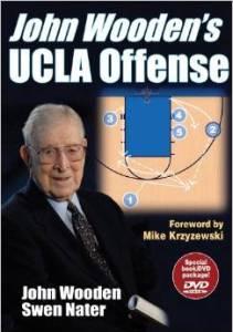 John Wooden's UCLA Offense Bookcover