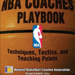 NBA Coaches Playbook Front Bookcover