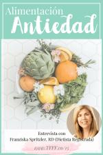 Cómo Mantenerse Joven con la Alimentación | Entrevista con Franziska Spritzler, RD (Dietista Registrada)