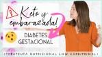 NUTRICIÓN EN EL EMBARAZO: ES LA DIETA KETO SALUDABLE EN EL EMBARAZO? | DIETA CETOGÉNICA