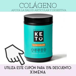 colageno ximena de la serna the functional force perfect keto