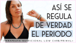 REGULAR EL CICLO MENSTRUAL