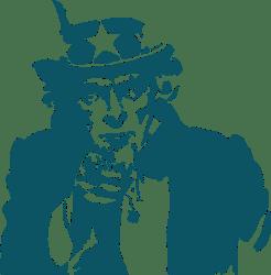 Uncle Sam - taxes