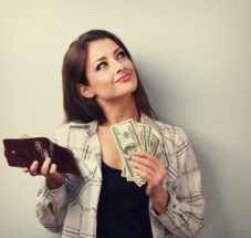 Lower tax refund - more cash in your wallet.