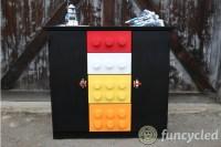How to Make a Lego Storage Cabinet  Tuesdays Treasures ...