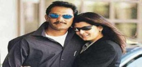 top-10-cricketers-relation-with-bollywood-celebrities-azruddin-and-sangeeta