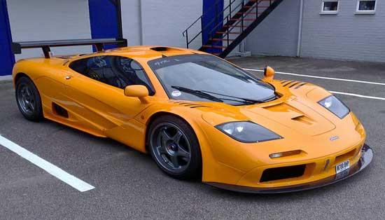 top-10-world-fastest-cars-Mclaren-F1