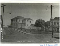Praça do Triangulo - 1930