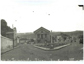 Praça do triangulo 1935