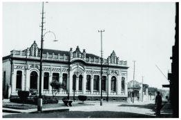 Escola Estadual Afonso Pena – patrimônio histórico de Varginha/MG desde 2000. Construção: 1923.