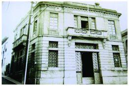 Antiga Sede do Banco do Brasil – patrimônio histórico de Varginha/MG desde 2000. Construção: 1920.