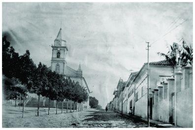 Praça Governador Benedito Valadares – início do séc. XX.