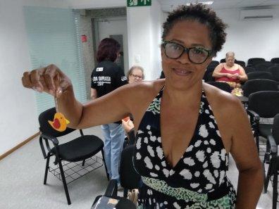 1ª oficina de artesanato na Casa do Artesão (foto Agnaldo Montesso 04-01-2019) (9)