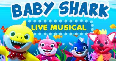 Theatro Capitólio recebe Baby Shark – Live Musical em maio