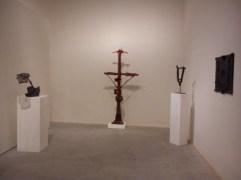 Exposició Arranz Bravo Escultura