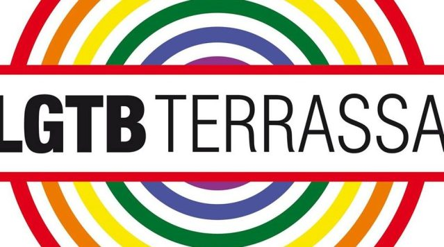 El logotip de LGBTITerrassa