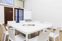 Sala: mesa central
