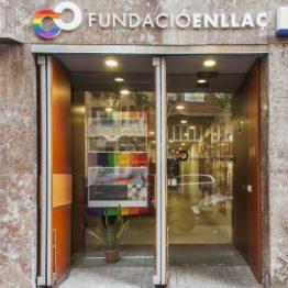 Fundació Enllaç: your other house.