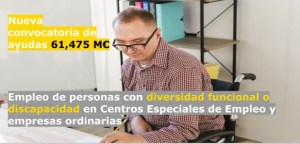 Ayudas para la contratación de personas con discapacidad en Andalucía