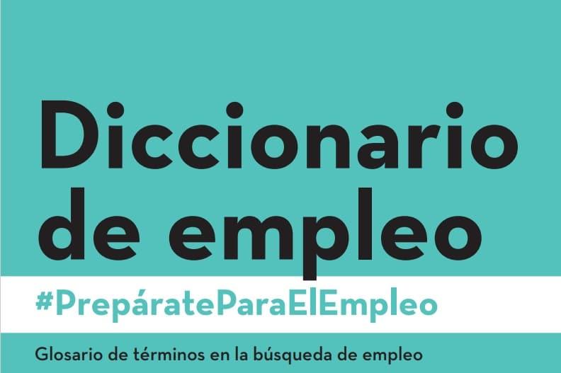 Diccionario de empleo