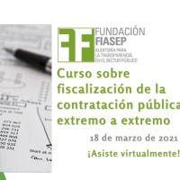 Fiscalización de la Contratación Pública de Extremo a Extremo