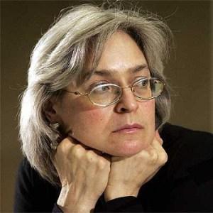 <b>2007</b> <br>Anna Politkóvskaya: palabras salvavidas