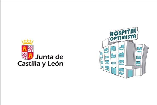 Lanzamiento de los premios hospital optimista Consejería de Sanidad CyL