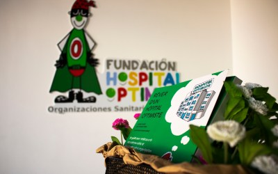 The dream of the Hospital Optimista Foundation takes an international leap