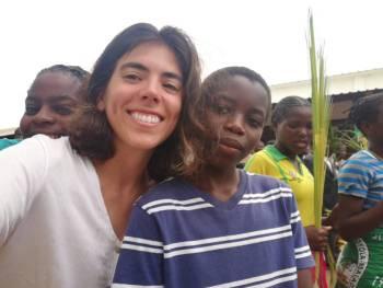 Prácticas en Mozambique