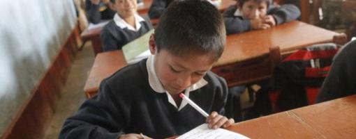51% envía a sus hijos al colegio en busca de una mejor educación