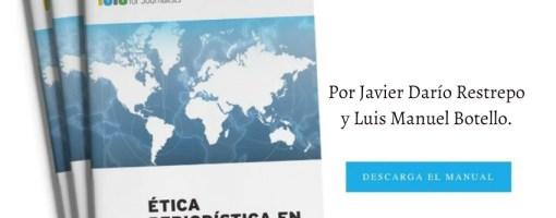 Fundación Gustavo Mohme Llona recomienda manual sobre ética periodística
